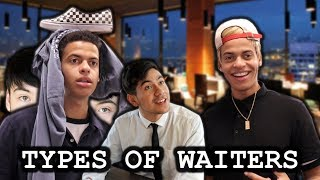 Download TYPES OF WAITERS Video
