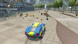 Download LEGO City Undercover (Wii U) - Lego City Airport: Part 4 of 4 (Collectibles Guide) Video