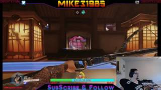 Download overwatch bow skills in play W/ Mike31985 Video