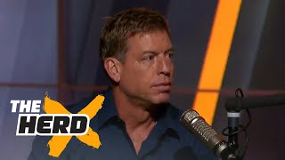 Download Troy Aikman: 'I will go to my grave saying Tom Brady knew that the balls were deflated″ | THE HERD Video