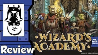 Download Wizard's Academy Review - with Tom Vasel Video