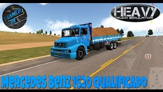 Download Heavy truck simulator skin mercedes benz 1620 qualificado❗❗❗ Video