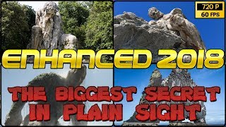 Download WORLD OF PETRIFIED GIANTS & TITANS [ENHANCED 'The BIGGEST SECRET Hidden in Plain SIGHT'] Video