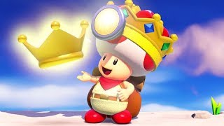 Download Captain Toad: Treasure Tracker Special Episode DLC - Shifty Shrine Video