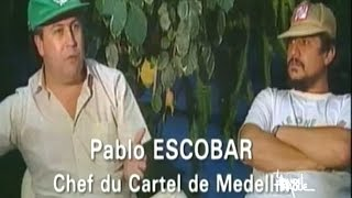 Download Pablo Escobar - Interview Exclusive FR, 1987 ( HD ) Video