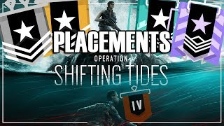 Download Shifting Tides Placements - Rainbow Six Siege Video