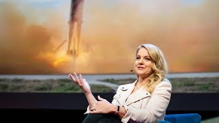 Download SpaceX's plan to fly you across the globe in 30 minutes | Gwynne Shotwell Video