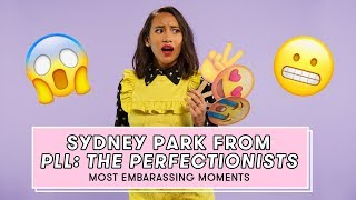 Download Pretty Little Liars: The Perfectionists Star Sydney Park Reveals Her Most Embarrassing Moments Video