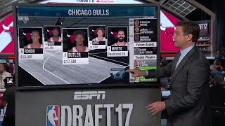 Download Jimmy Butler Trade Gives Chicago Bulls Direction | 2017 NBA Draft | ESPN Video