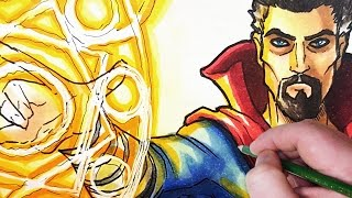 Download Let's Draw DOCTOR STRANGE! Video