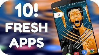 Download Top 10 Best Android Apps 2017😎 Video