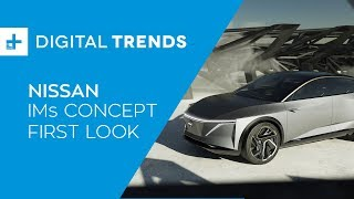 Download Nissan IMs Concept - First Look at Detroit Auto Show 2019 Video