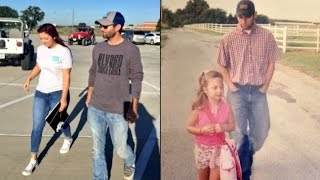 Download Dad Walked Daughter to First Day of Kindergarten and Last Day of High School Video