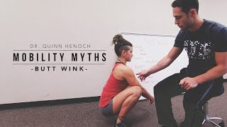 Download Mobility Myths with Dr. Quinn | Butt Wink | JTSstrength Video