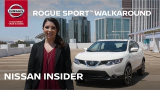Download 2017 Nissan Rogue Sport Walkaround - Nissan Insider Review Video