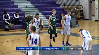 Download Nashua BOYS Middle School Basketball Final 2018 Video