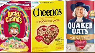 Download Nutritionist discusses Glyphosate Breakfast Cereal Controversy Video