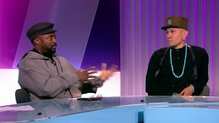 Download Black Eyes Peas: Will.i.am and Taboo on comeback tour - 5 News Video