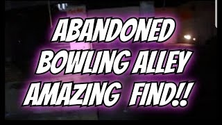Download Abandoned Bryant Center/ Bowling Alley Video