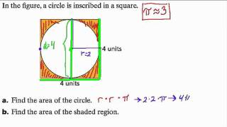 Download Circle Inscribed in a Square Video