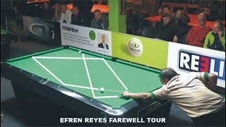Download Legend Efren Reyes 2018 - Most Super Shots and Funny moments Compilation Video