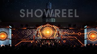 Download Projection Mapping ShowReel by Maxin10sity 2018 in 4K Video