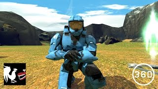 Download Red vs. Blue 360: The Talk Video