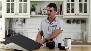 Download Yemek fotoğrafçılığı için mobil bir set nasıl hazırlanır? Video
