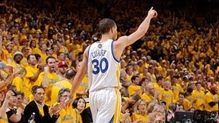 Download Stephen Curry's INCREDIBLE 3rd Quarter Video
