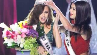 Download Sherri Hill model Alyssa Campanella crowned Miss USA 2011! Video