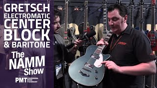 Download New Gretsch Electromatic Guitars inc. Electromatic Center Block & Baritone Models | NAMM 2020 Video