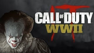 Download PENNYWISE VOICE TROLLING ON CALL OF DUTY WW2 Video