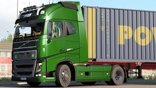 Download ETS 2 1.27 Volvo FH16 Toulouse - Marseille Video