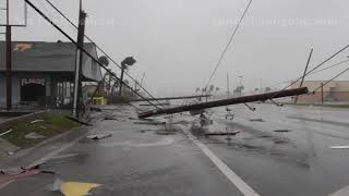 Download HURRICANE MICHAEL - PANAMA CITY, FLORIDA - STOCK FOOTAGE Video
