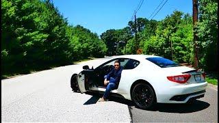 Download Maserati GranTurismo MC Driving Experience Super Car Review Video