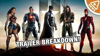 Download 7 Things We Noticed in the Justice League Trailer! (Nerdist News w/ Jessica Chobot) Video