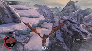 Download DRAGONS N SHIT 8) - Shadow Of War Dragon Gameplay - Flying, Eating, Fire-Breathing, Captain Hunting Video
