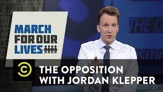 Download Adult-Splaining Grammar to Teen Activist David Hogg - The Opposition w/ Jordan Klepper Video