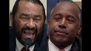 Download ″ANSWER THE QUESTIONS!!!″ Al Green GETS PISSED OFF & DESTROYS Ben Carson on Trump's Budget Video