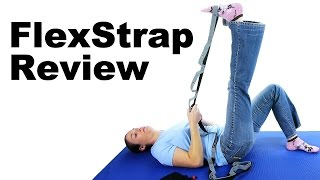 Download FlexStrap Stretching Strap Review - Ask Doctor Jo Video