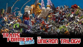 Download TRANSFORMERS: THE BASICS on the UNICRON TRILOGY Video