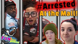 Download ARRESTED AT THE MALL W/ COP & NERDY BOY!! Video
