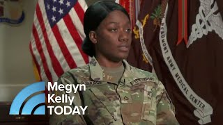 Download Shamika Burrage: The Soldier Who Lost An Ear And Grew A New One In Her Arm | Megyn Kelly TODAY Video