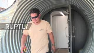 Download USA: Nuclear bomb-proof shelters selling 'through the roof - reports company owner Video