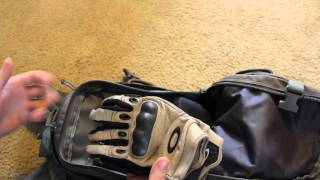 Download practical EDC bag and contents Video