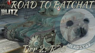 Download Wotb: Road To BatChat. R35 Video