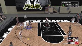 Download New Career Scoring High...In a Loss? NBA 2K17 Pro Am Gameplay Video