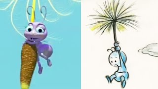Download A Bugs Life Side-By-Side : ″Dots Rescue″ | Disney•Pixar Video