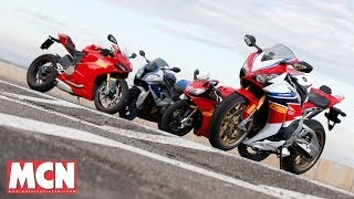 Download The Full SP? | Road Tests | Motorcyclenews Video