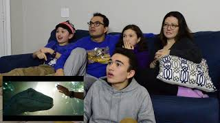 Download || JURASSIC WORLD: FALLEN KINGDOM || TRAILER REACTION || MAJELIV PRODUCTIONS 2017 Video